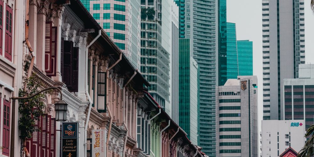Why should you choose Singapore as the country to set up your business in?
